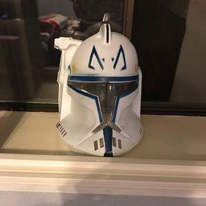Star Wars Costumes - Star Wars Captain Rex Costume Size M